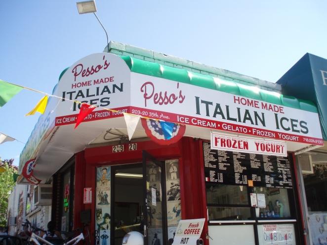 Pesso's Italian Ices