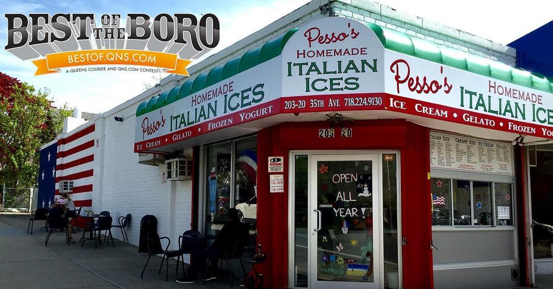 Pesso's Ices & Ice Cream
