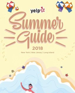 Yelp NYC Summer Guide 2018
